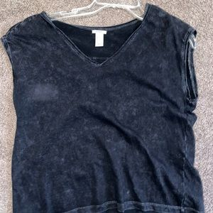 Forever 21 faded tank top